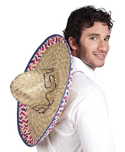 Kostüm Sombrero - Boland 95424 Sombrero Salvatore, One Size