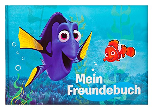 Undercover FDCW0962 Findet Dorie Freundebuch, A5