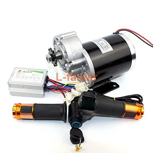 48V 600W Electric Tricycle Motor Electric Trike Rickshaw Motor Electric Tricar DC Motor Electric Three-wheeled Vehicle Motor Kit (48V upgrade kit)