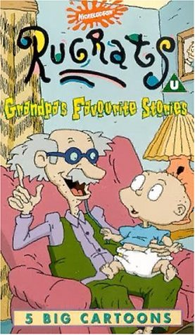Rugrats - Grandpa's Favourite Stories