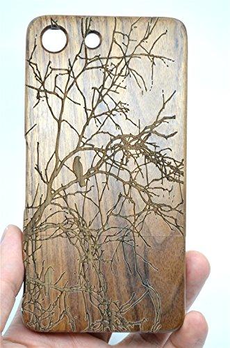roseflowerr-sony-xperia-m5-funda-de-madera-arbol-de-nuez-natural-hecha-a-mano-de-bambu-madera-carcas