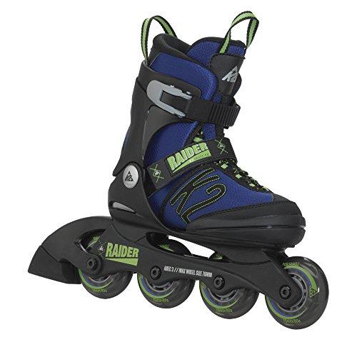 K2 Raider Inline Skates - Blue/Green