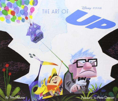 the-art-of-up-pixar-animation