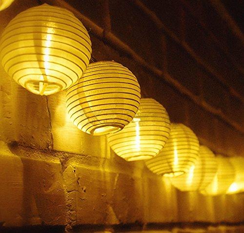 Descripciones : 2 modos de luz: fijo y tapajuntas. Fácil de instalar. No hay cableado requerido. Luz de longitud de cadena: 15,74 ft (4,8 m) (se incluye cable de plomo). Respetuoso del medio ambiente. Sin plomo ni mercurio. Sin UV o radiación IR Con ...