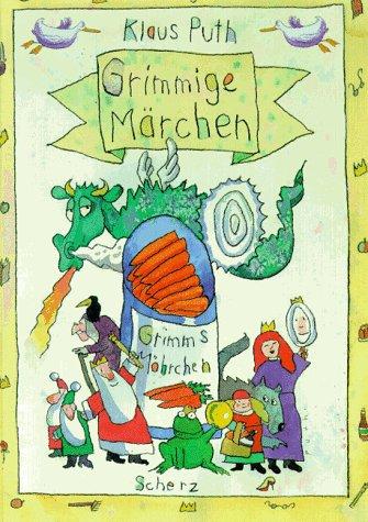 FISCHER Scherz Grimmige Märchen
