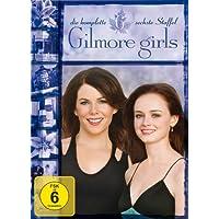 Gilmore Girls - Die komplette sechste Staffel (6 DVDs)