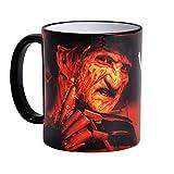 Nightmare on Elm Street Tasse Freddy Krueger Welcome 320ml von Elbenwald Keramik rot
