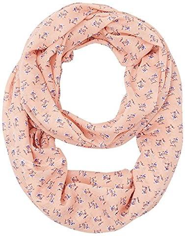 edc by Esprit 027ca1q001, Châle Femme, Multicolore (Nude), Taille Unique