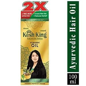 Kesh King Ayurvedic Scalp and Hair Oil, 100ml