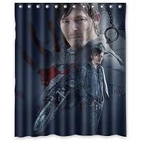 Best Gift Daryl Dixon Custom Shower Curtain