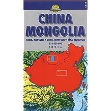 Carte routière : Chine - Mongolie, N° 6979