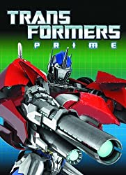 Transformers Prime: The Orion Pax Saga by Mike Johnson (2013-01-15)