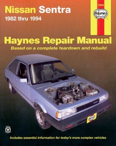 Nissan Sentra '82'94 (Haynes Manuals)