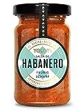 Habanero Chili Sauce extra scharf (55% Habanero) - Mexikanische Salsa de Habanero handgemacht von YOLOTL
