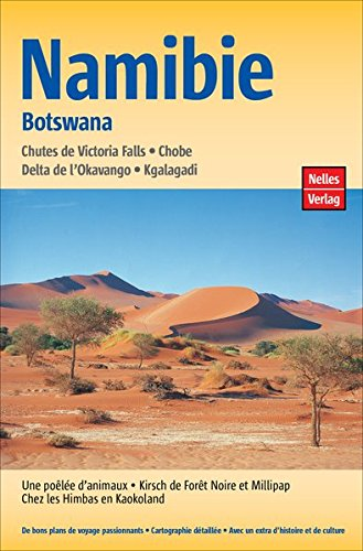 NAMIBIE BOTSWANA