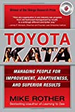 Image of Toyota Kata: Managing People For Improvement, Adaptiveness, and Superior Results
