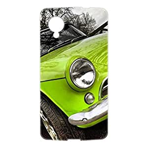 a AND b Designer Printed Mobile Back Cover / Back Case For LG Google Nexus 5 (NEXUS_5_3D_2664)