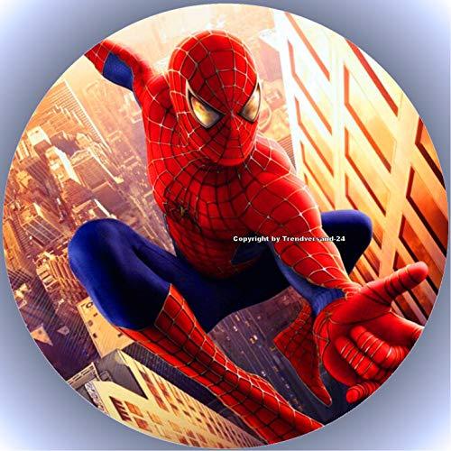Premium Esspapier Tortenaufleger Spiderman T2