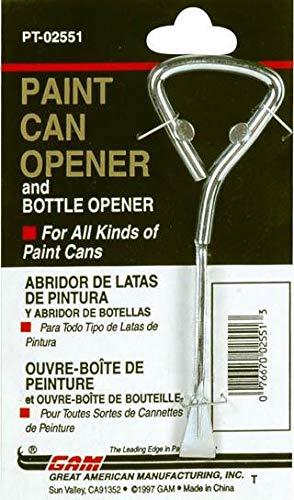 Gam Pinsel Farbdose Opener PT02551