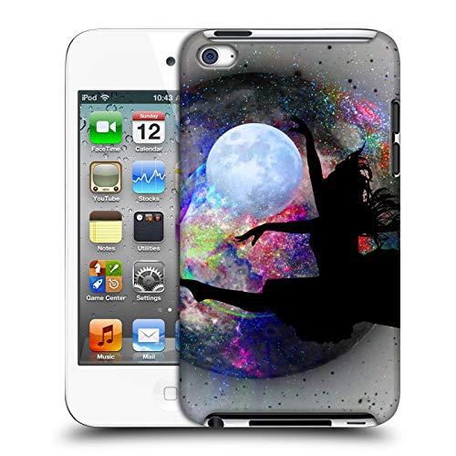 Ufficiale haroulita danza sotto la luna designs assortiti 3 cover dura per parte posteriore compatibile con apple ipod touch 4g 4th gen