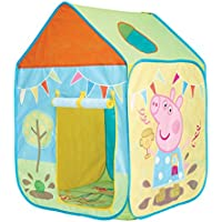 Worlds Apart Peppa Pig - Tente de jeu maisonnette pop-up