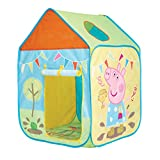 Peppa Pig - Tente de jeu maisonnette pop-up