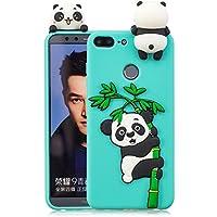 Everainy Huawei Honor 9 Lite Silikon Hülle Ultra Slim 3D Panda Muster Ultradünn Hüllen Handyhülle Gummi Case Huawei... preisvergleich bei billige-tabletten.eu