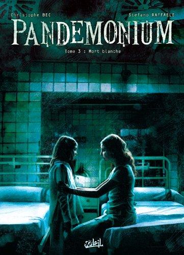 PANDEMONIUM T03 MORT BLANCHE