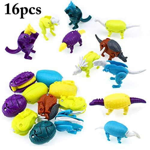 Ostern Ei Spielzeuge Mini Neuheit Sortiert Dinosaurier Ei Spielzeug Lernspielzeug ()