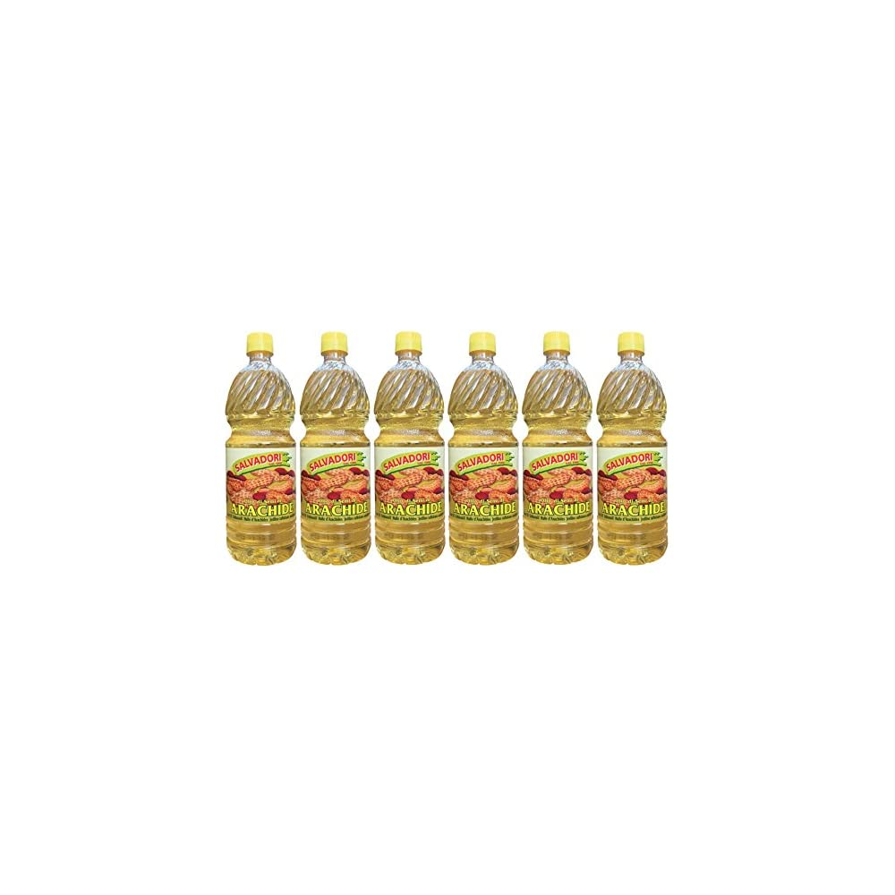 Erdnussl Salvadori 6 X 1liter In Pet Flasche