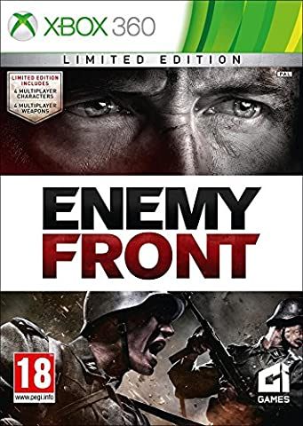 City Interactive - Enemy Front - édition