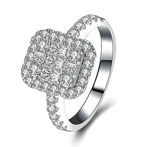 women-wedding-rings-sterling-silver-square-cubic-zirconia-personalized-rings-custom-made-size-n-1-2-