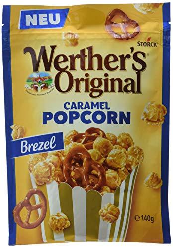 Preisvergleich Produktbild Werther's Original Meersalz & Brezel,  140 g