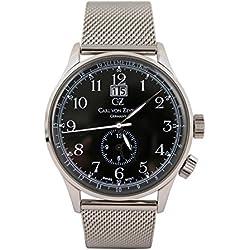 Carl von Zeyten Etterlin Men's Watch CVZ0006BKMB