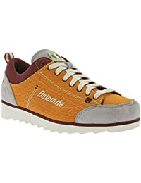 Dolomite - Cinquantaquattro Low Damen Hikingschuh (grau/orange) - EU 37 1/2 - UK 4,5