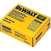 "DeWALT Nägel 2500 Stück""Stauchkopf"" edelstahl 20 Grad 1,6 x 32 mm für DC610, DC618, DT9910-QZ"