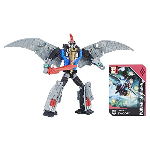 Transformers Power of the Primes Deluxe Swoop