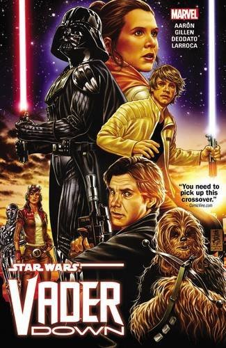 Star Wars: Vader Down (Star Wars (Marvel)) by Jason Aaron (2016-04-19)