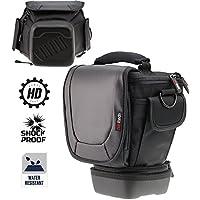 Navitech télescopique DSLR SLR Case Housse pour Sony Alpha ILCE-7