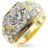 ISADY - Youri - Men's Ring - Cubic Zirconia