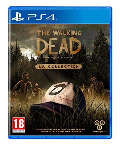 Telltale's Series The Walking Dead Collection PS4
