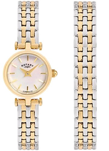 Rotary LB00173-BR-40S Reloj de Damas