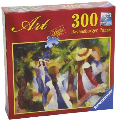 Preisvergleich Produktbild Ravensburger 14024 - Macke: Mädchen unter Bäumen