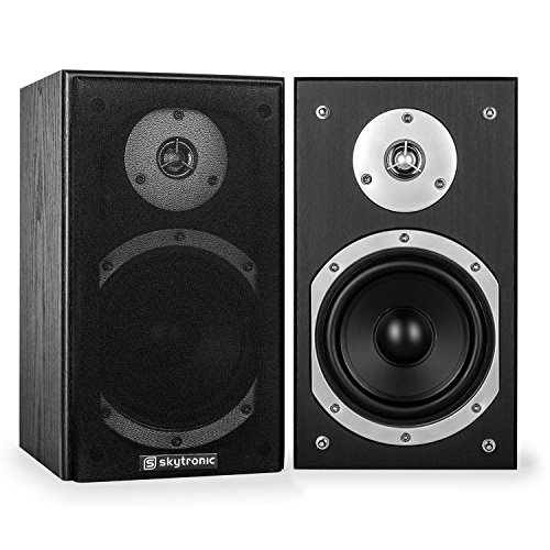 Fenton SHFB55B - Altavoces (Mesa/estante, Speaker set unit, Alámbrico, Terminal, 20 -...