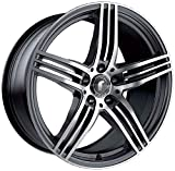 Rondell 217 - Cerchioni 9,5x19 ET45 5x112 GRAUP per Mercedes Classe C Classe CLS Classe E 500 E 63 AMG Classe E M