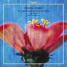 Six Violin Concertos for Anna Maria