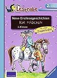 Neue Erstlesegeschichten für Mädchen 2. Klasse: Mit toller Zaubertafel...
