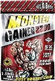 Vitobest Monster Gainer 2200 Sabor Chocolate - 1500 gr