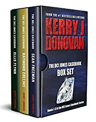The DCI Jones Casebook Box Set: Books 1-3 in the Casebook Series