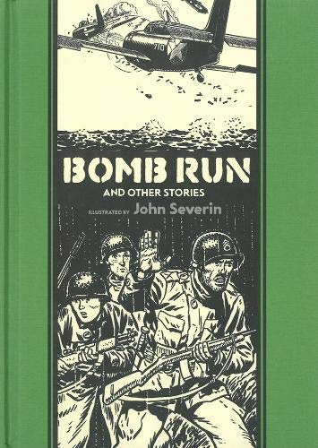 Bomb Run and Other Stories (EC Comics Library)